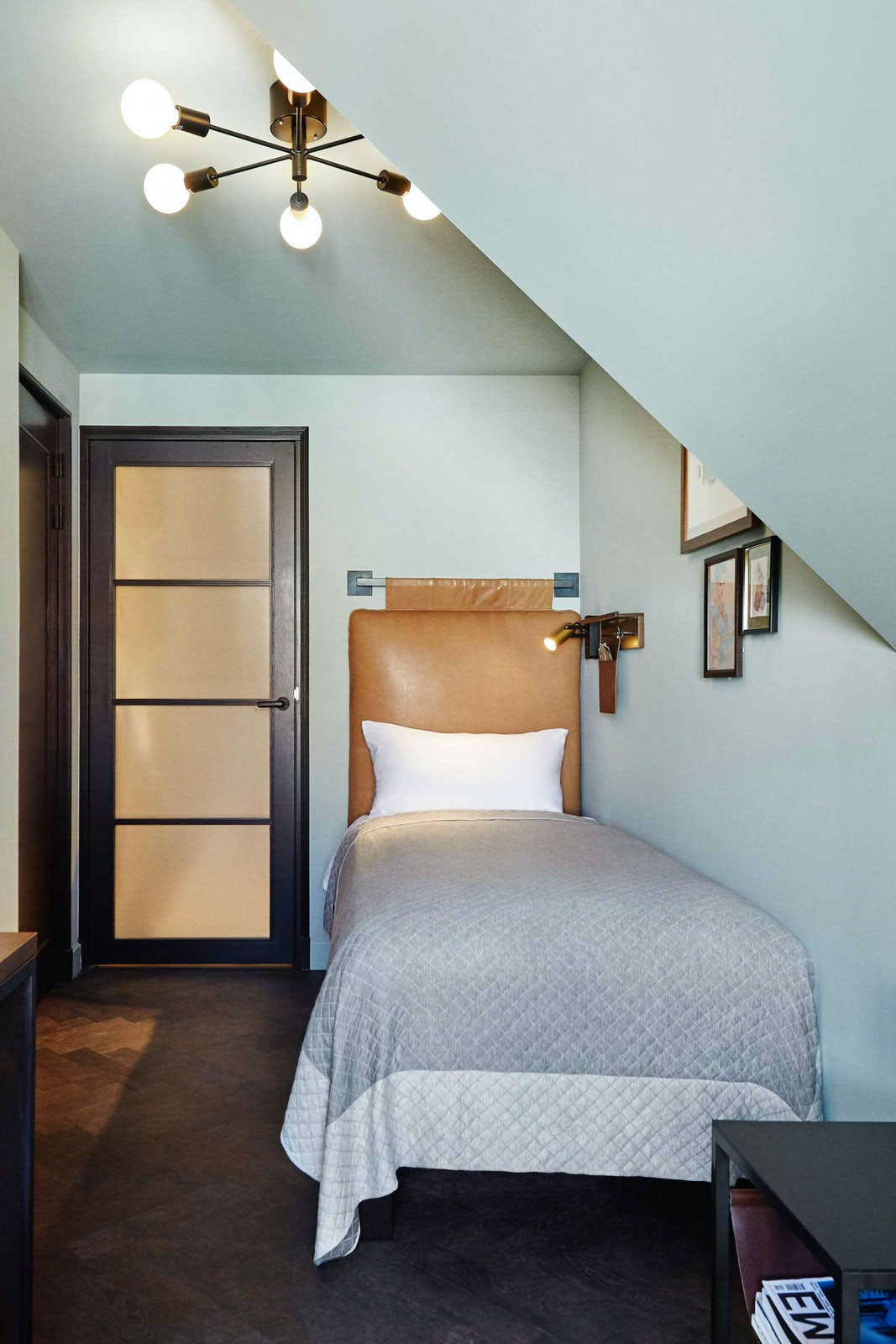 The Hoxton Amsterdam - Single Bed