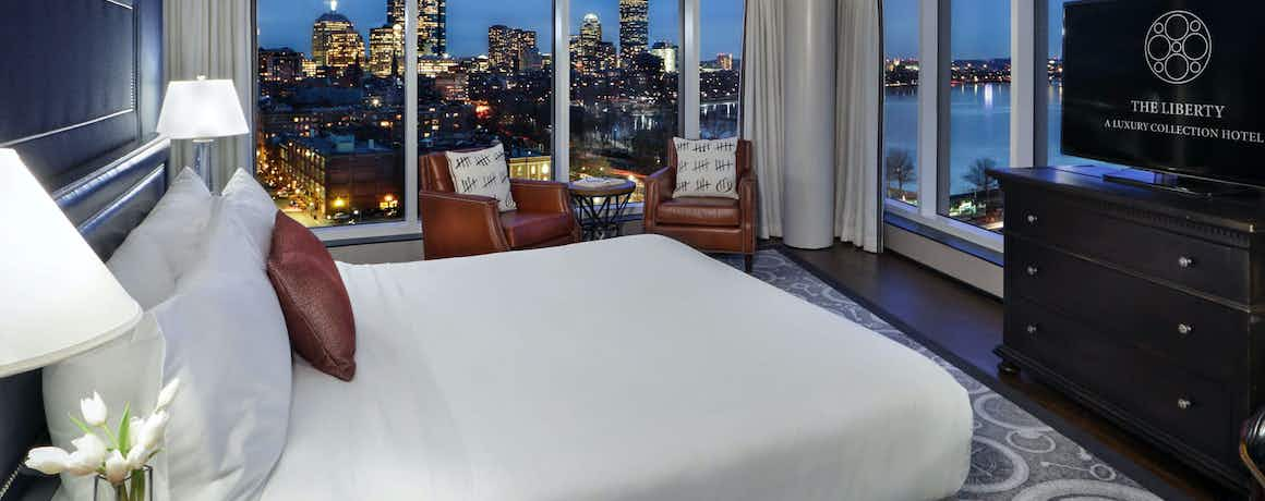 The Liberty - Charles River Suite