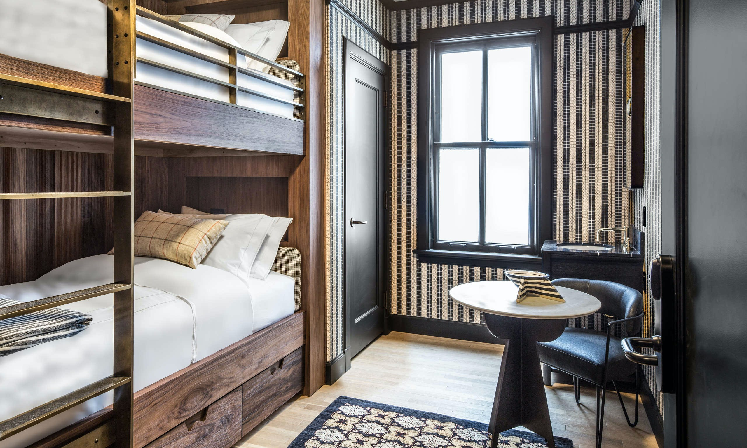 San Francisco Proper Hotel - Bunk Bed Room