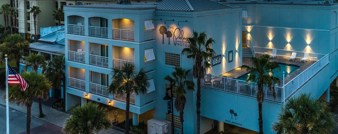 The Palms Oceanfront Hotel