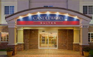 Candlewood Suites Bloomington Normal