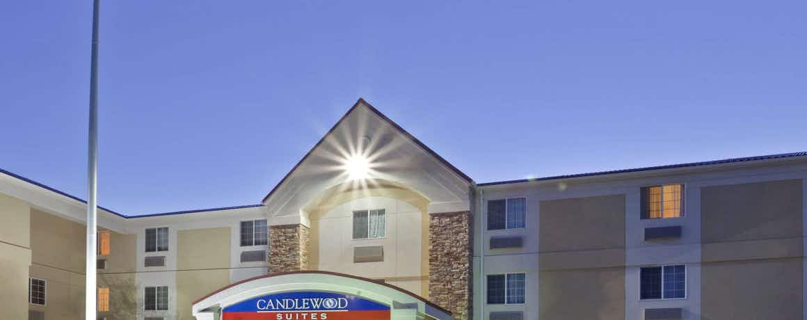 Candlewood Suites Boise Meridian