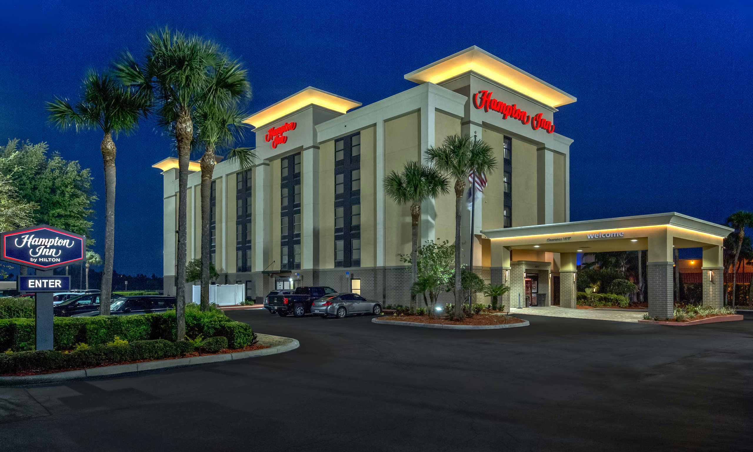 Hampton Inn South of Walt Disney World