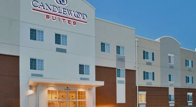 Candlewood Suites KC Airport