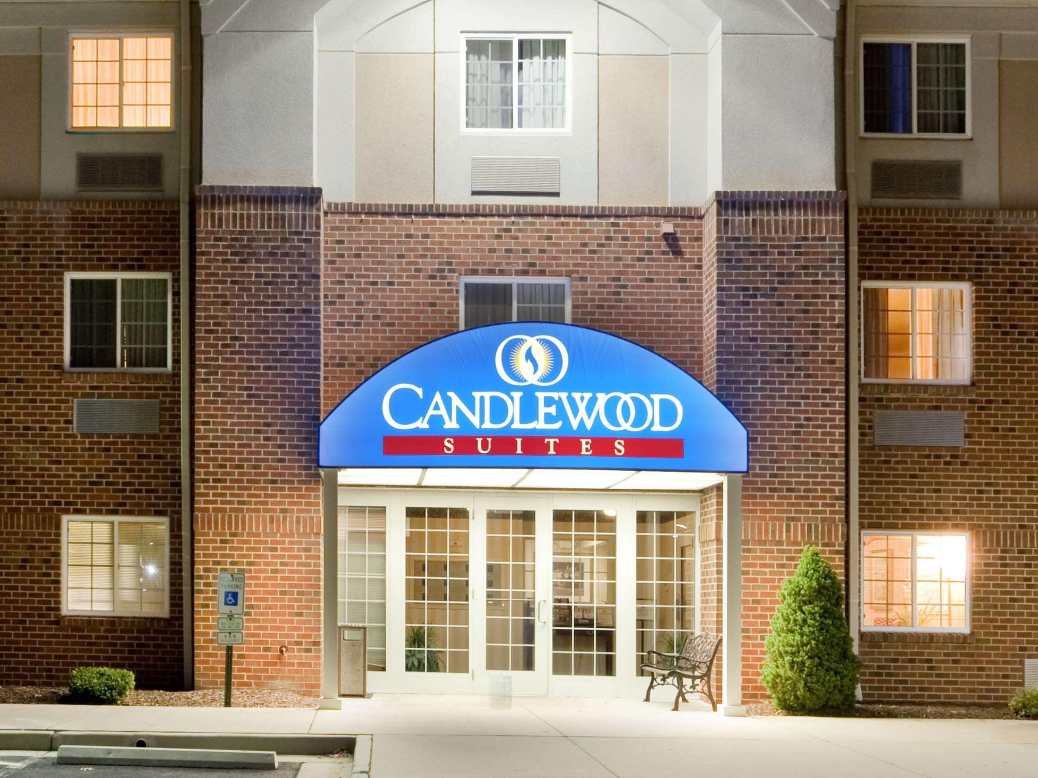 Candlewood Suites Richmond West End Short Pump