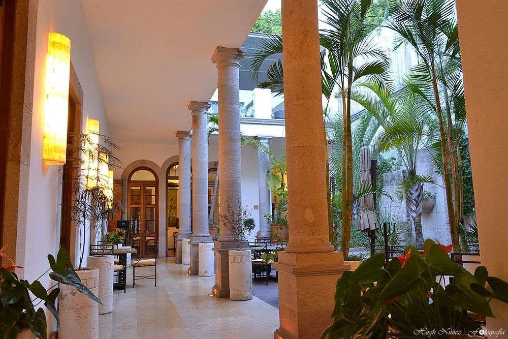 Hotel Casa San Diego Morelia