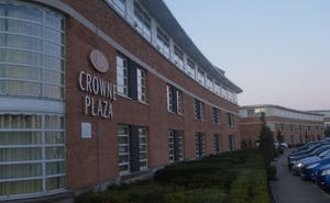 Crowne Plaza Liverpool John Lennon Airport