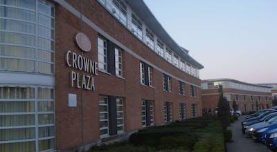 Crowne Plaza Liverpool John Lennon Airport