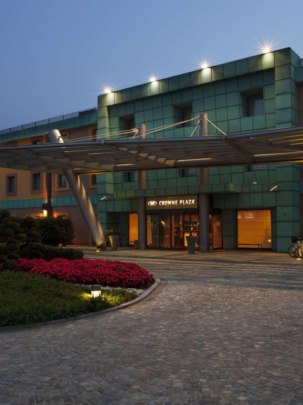 Crowne Plaza Milan Malpensa Airport