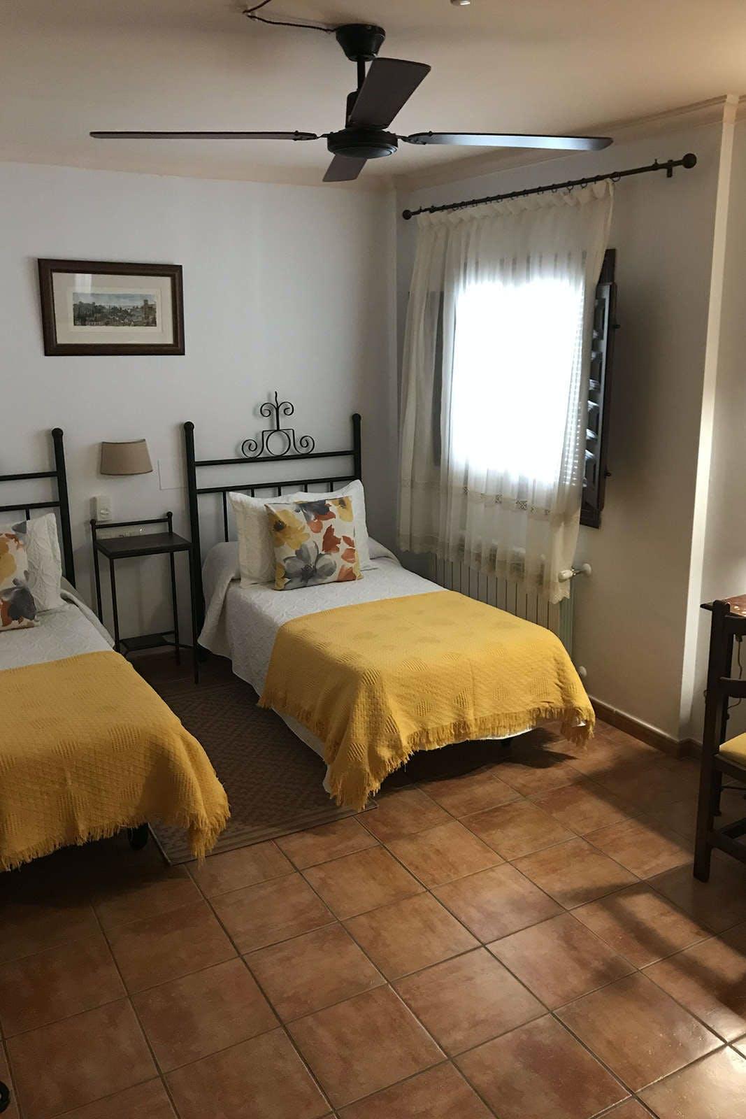 Hotel Alfajía de Antonio