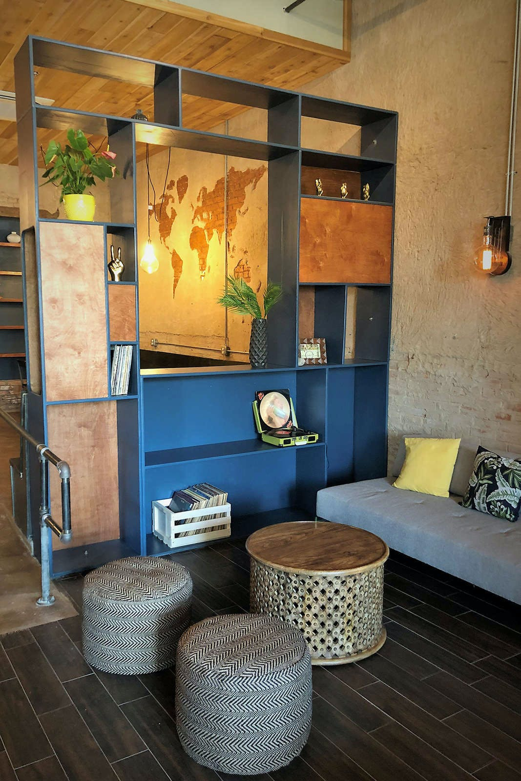 Deep Ellum Hostel - Dorm Room