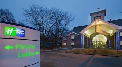 Holiday Inn Express Des Moines Drake University