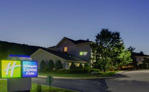 Holiday Inn Express Hotel & Suites Brattleboro