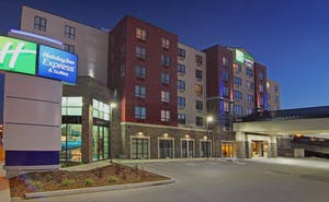 Holiday Inn Express Hotel & Suites Calgary Nw University Area