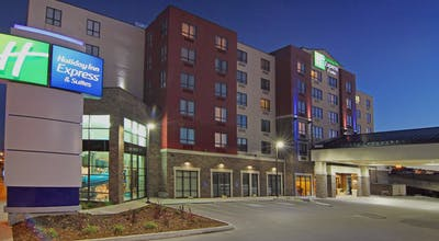 Holiday Inn Express Hotel & Suites Calgary Nw University Area