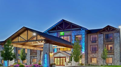 Holiday Inn Express Hotel & Suites Cheney