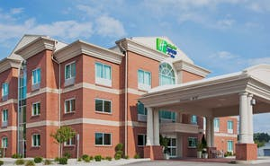 Holiday Inn Express Hotel & Suites Cincinnati Se Newport