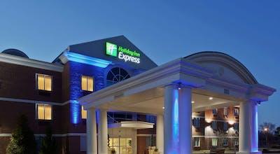Holiday Inn Express Hotel & Suites Delmar