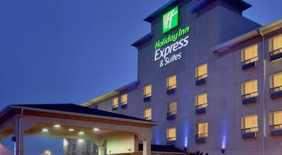 Holiday Inn Express Hotel & Suites Edmonton International Airport