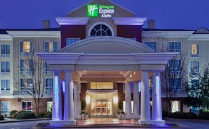 Holiday Inn Express Hotel & Suites I 85