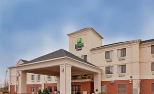 Holiday Inn Express Hotel & Suites Kansas City Liberty