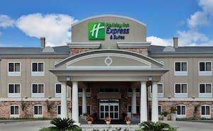 Holiday Inn Express Hotel & Suites New Iberia Avery Island