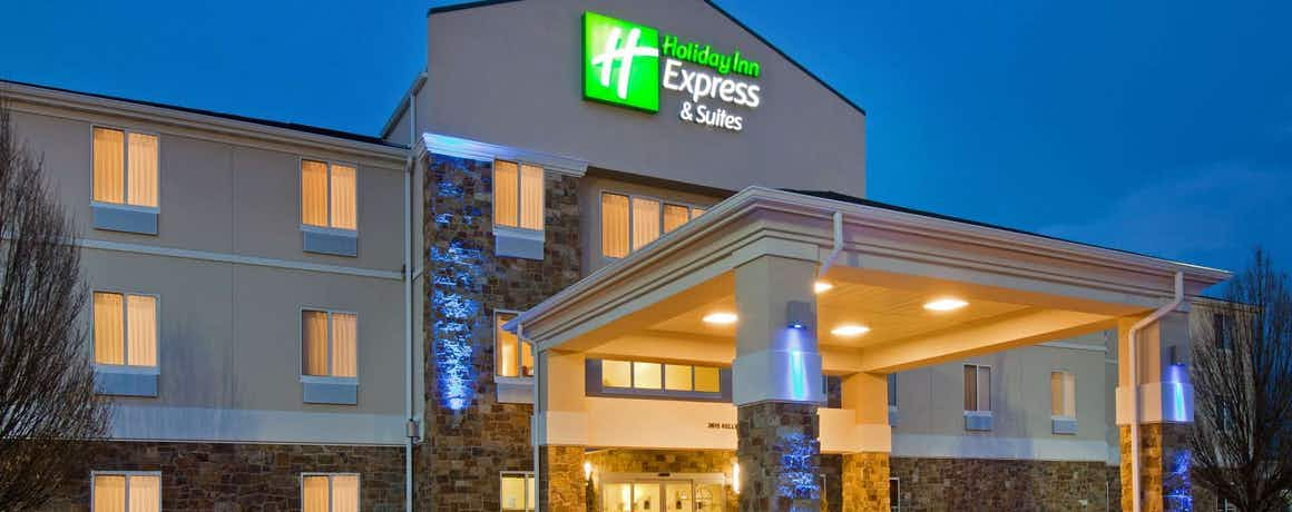 Holiday Inn Express Hotel & Suites Pekin