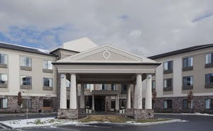 Holiday Inn Express Hotel & Suites Salt Lake City Airport East