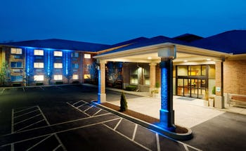 Holiday Inn Express Hotel & Suites Smithfield Providence