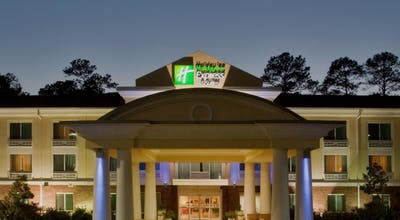 Holiday Inn Express Hotel & Suites Walterboro