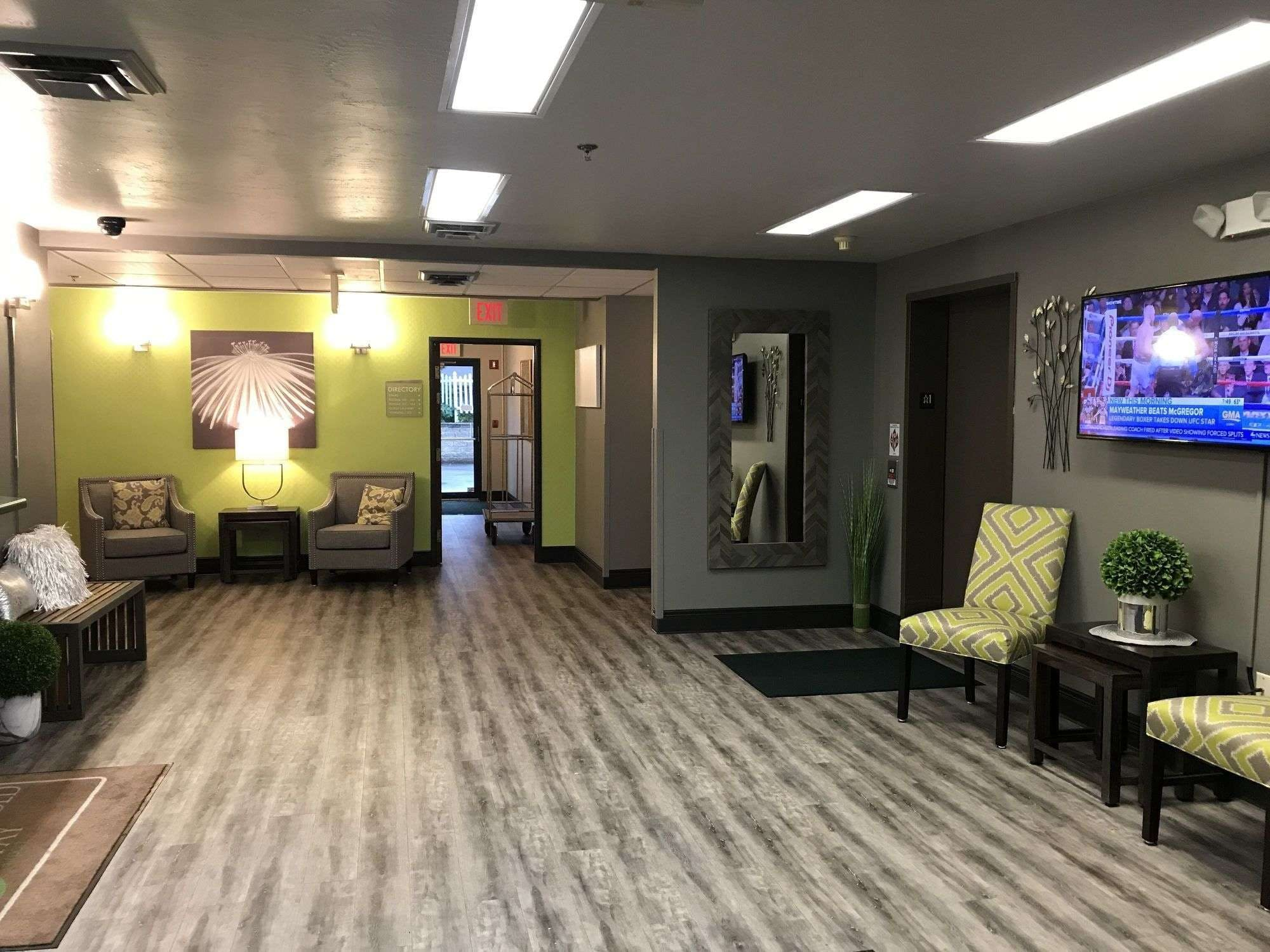 Extended Stay Airport