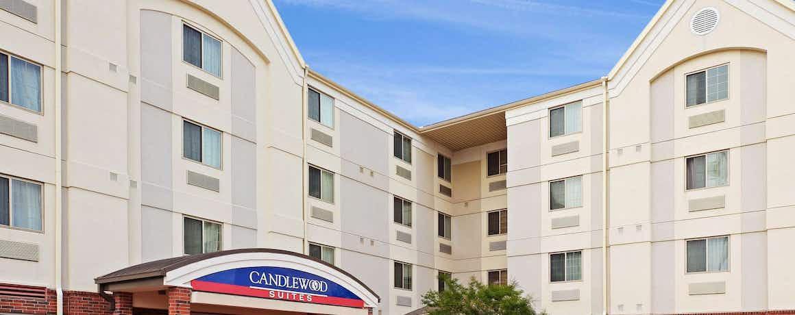 Candlewood Suites West Little Rock