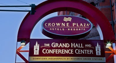 Crowne Plaza Indianapolis Downtown Union Station