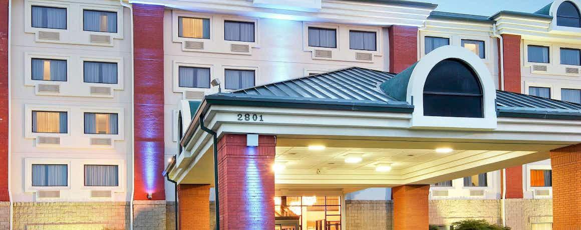 Holiday Inn Express Branson Green Mountain Drive