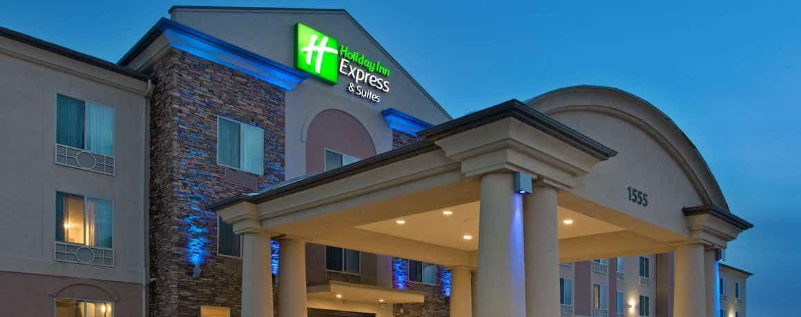 Holiday Inn Express Hotel & Suites Cedar City