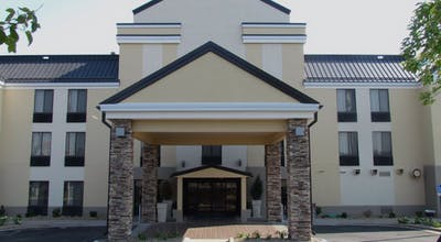 Holiday Inn Express Hotel & Suites Cedar Rapids