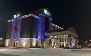 Holiday Inn Express Hotel & Suites Oklahoma City Southeast I 35