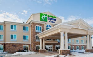 Holiday Inn Express Hotel & Suites Omaha I-80