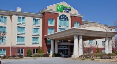 Holiday Inn Express Hotel & Suites Spartanburg