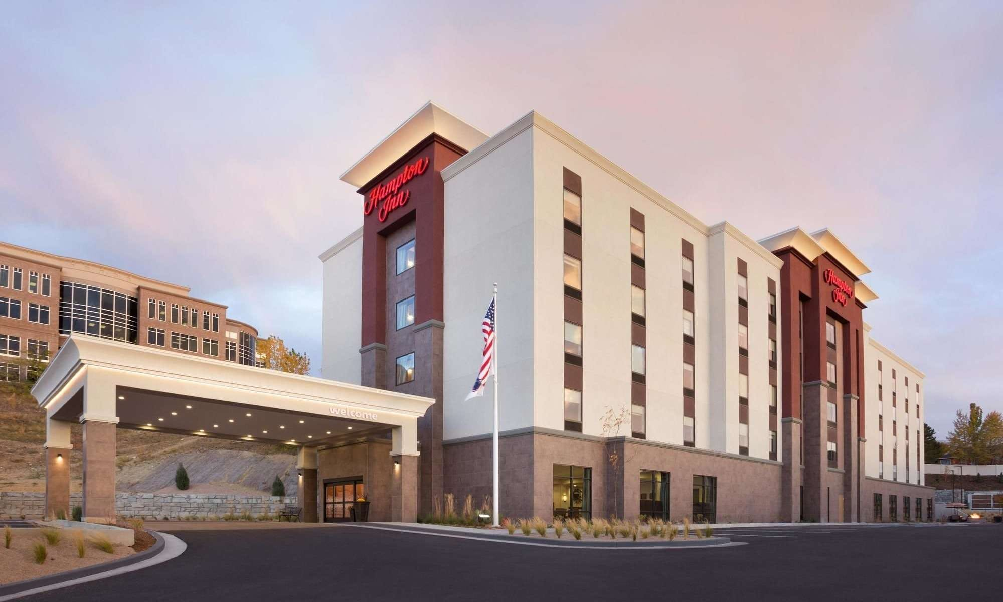 Hampton Inn Salt Lake City Cottonwood UT