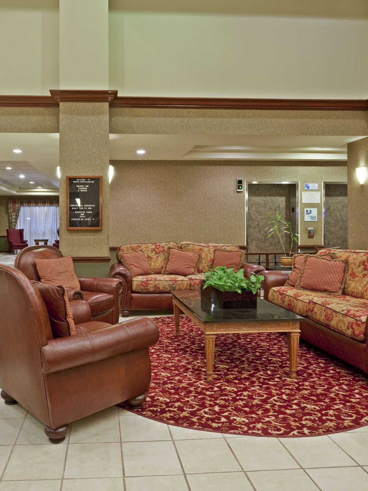 Holiday Inn Express South Portland