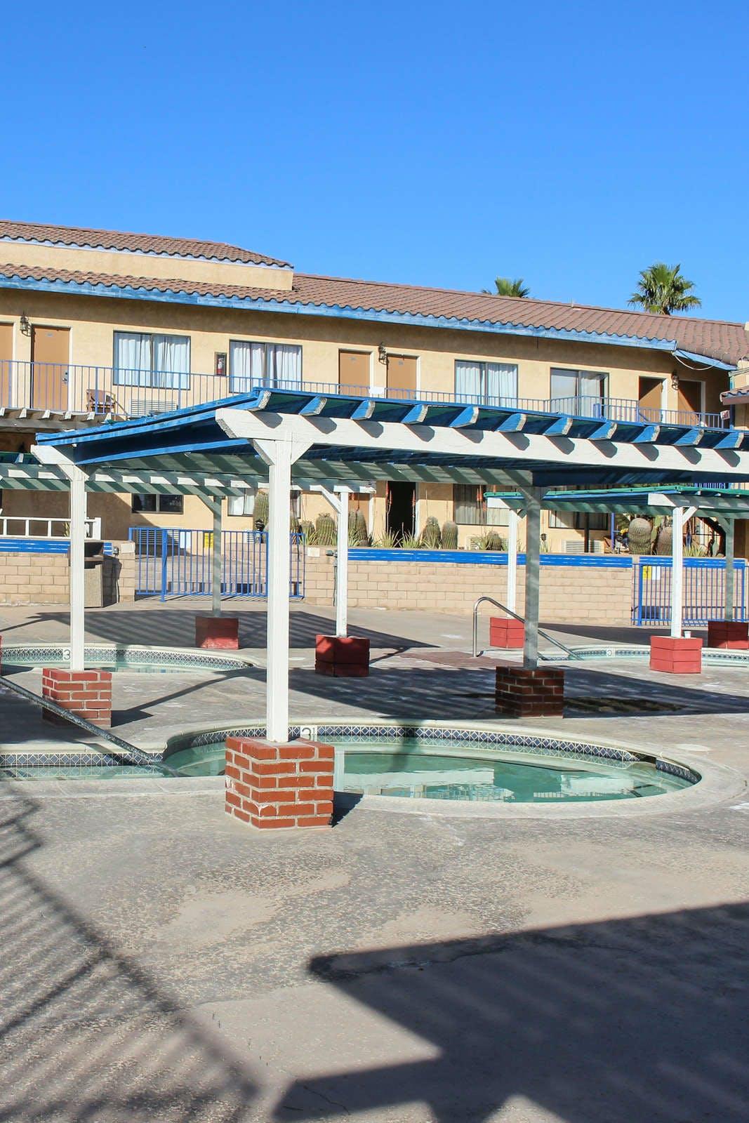Desert Rain Spa Hotel