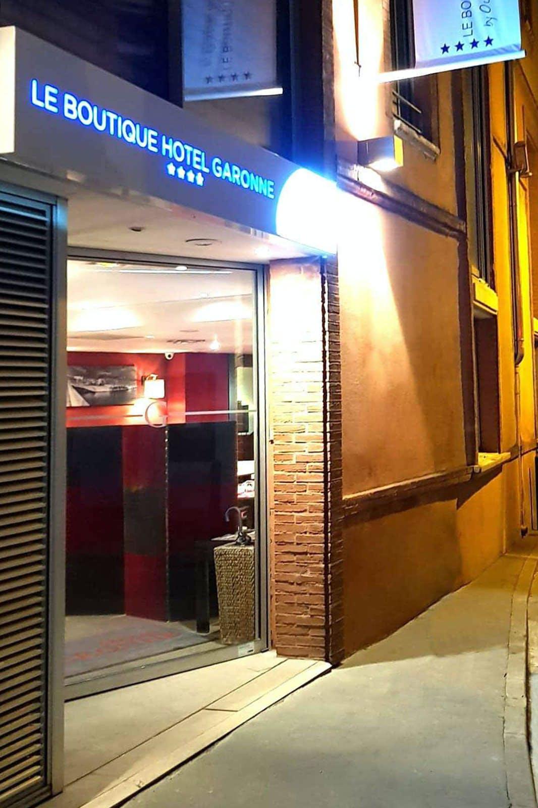 Le Boutique Hôtel Garonne