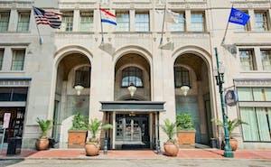 Hilton New Orleans St. Charles Ave