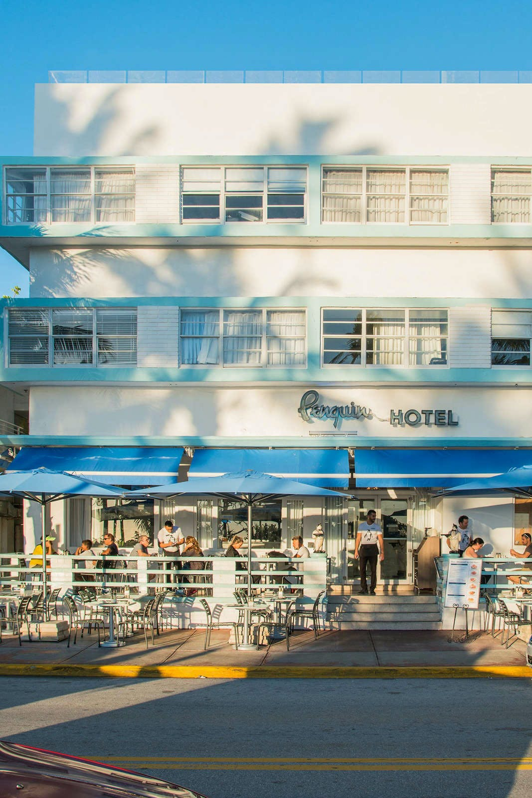 The Penguin Hotel
