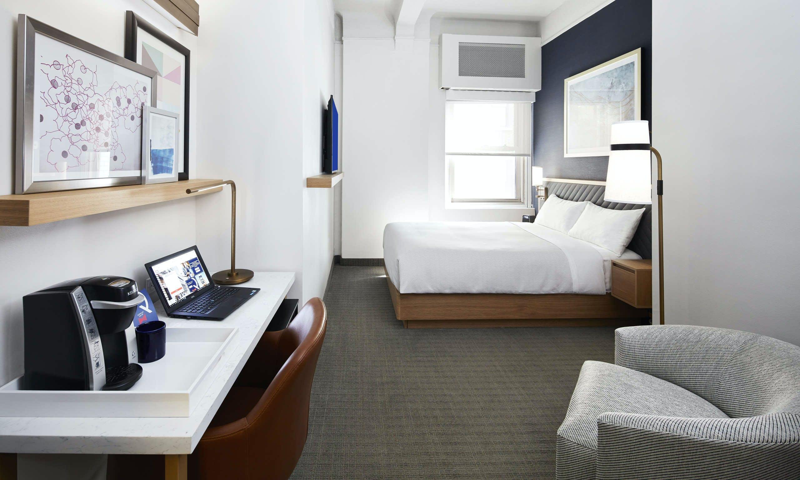 Club Quarters Hotel, Wall Street