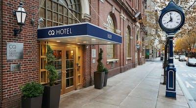 Club Quarters Hotel in Philadelphia