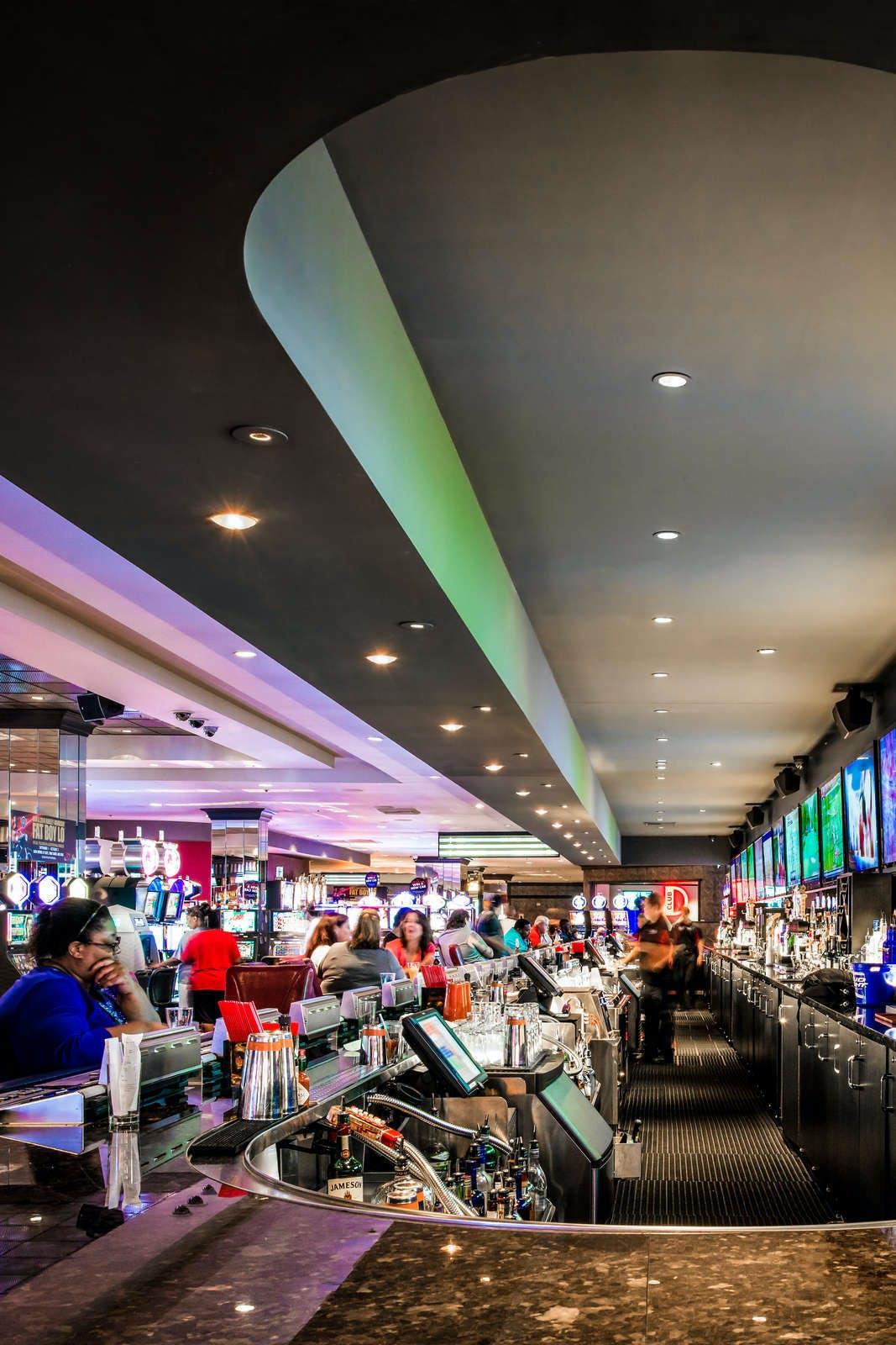 the D Las Vegas