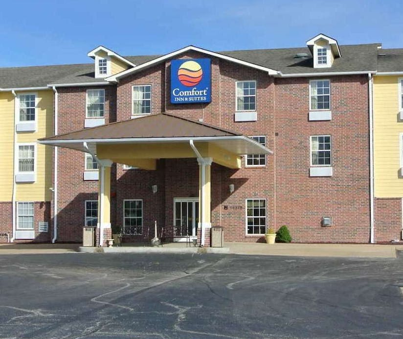 Comfort Inn Suites St Louis Chesterfield Chesterfield