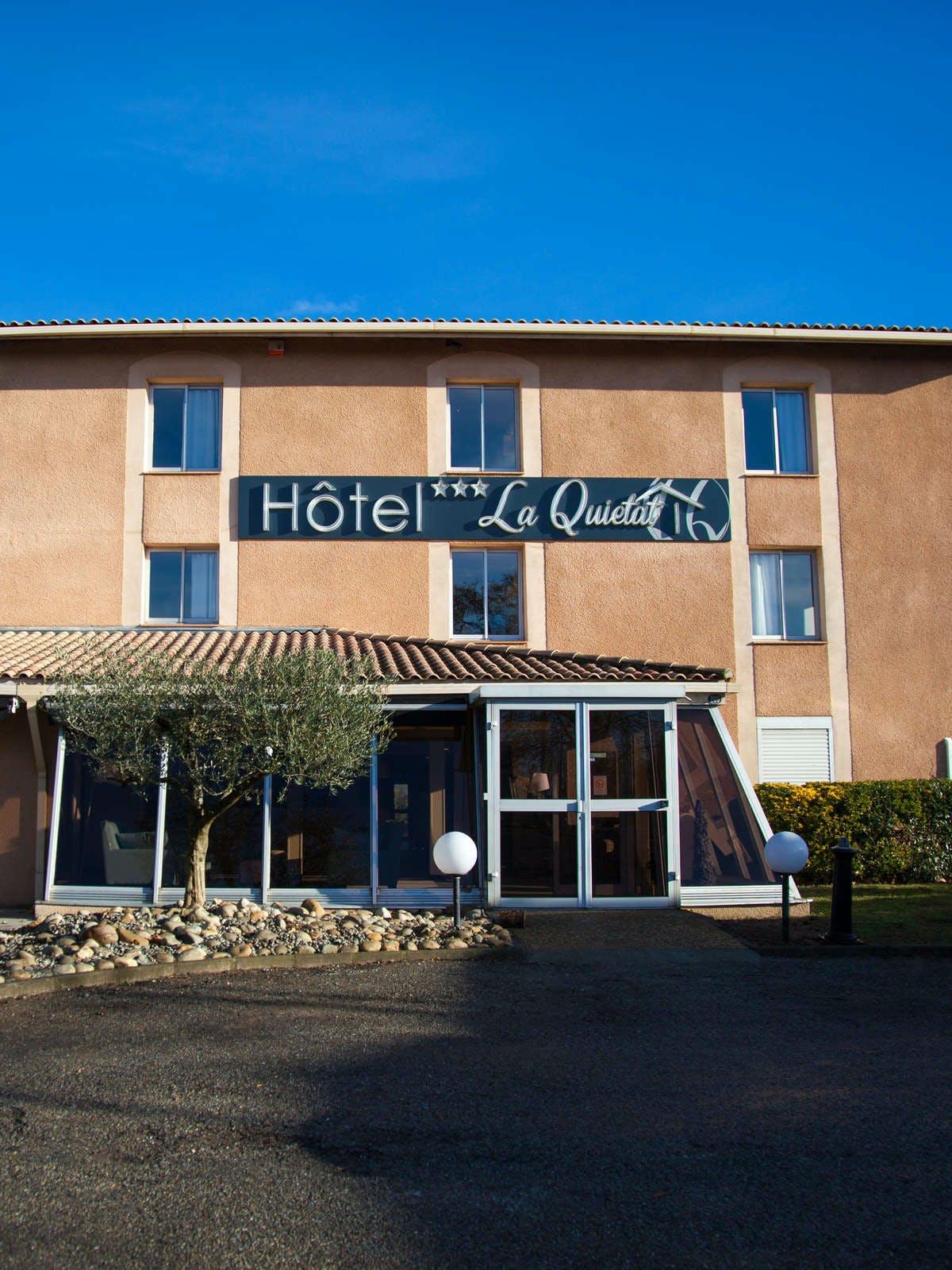 Hôtel La Quietat